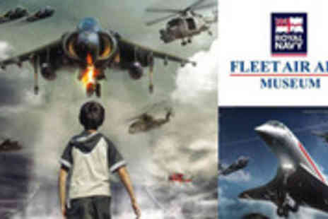Fleet Air Arm Museum - Family entry to the Fleet Air Arm Museum - Save 61%