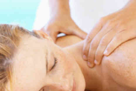 Revive - Pamper Package for Two with Massage and Lunch - Save 57%
