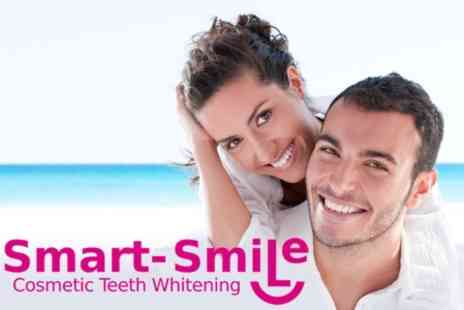Smart Smile York - Bleach Free Teeth Whitening - Save 77%