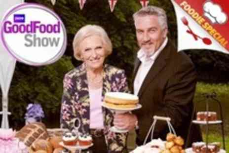BBC Good Food Show - Entry  To Food Show - Save 50%