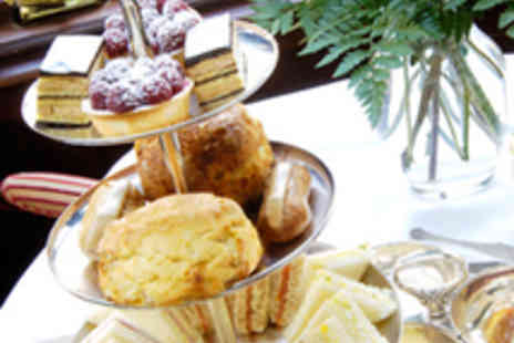 The Wro - Afternoon Tea for Two with Glass of Prosecco Each - Save 50%