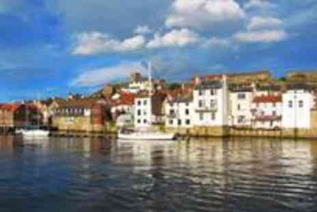 The White House - One night Whitby seaside break for two including breakfast - Save 45%