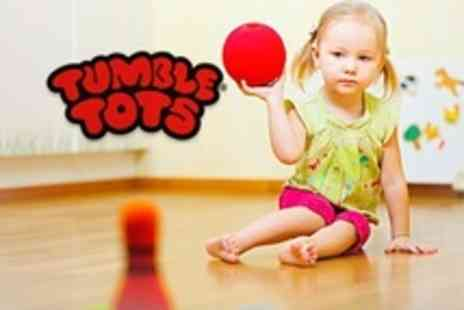 Tumble Tots - Two Gymbabes or Tumble Tots Sessions - Save 63%