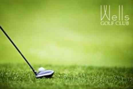 Wells Golf Club - 18 Holes of Golf For Two - Save 68%
