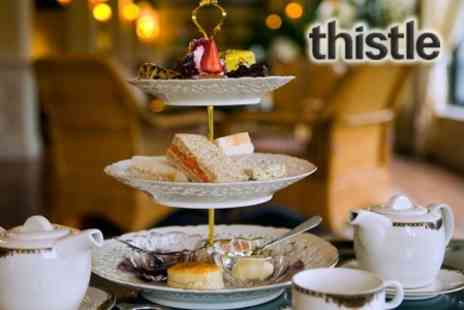 The Grand, by Thistle - Afternoon Tea for Two for £17 at The Grand, by Thistle - Save 51%