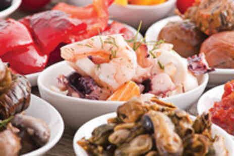 Bar Seven - All-you-can-eat tapas feast for 2 - Save 53%