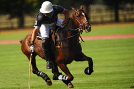 Leadenham Polo Club - Two day mid week luxury polo retreat  inc accommodation - Save 38%