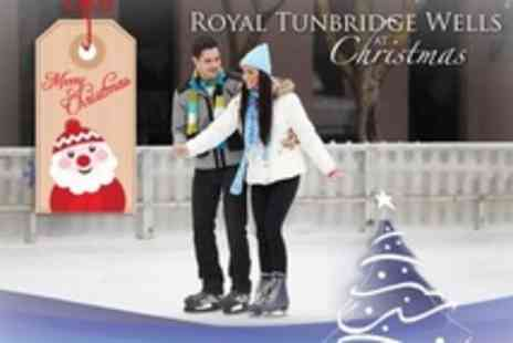 Tunbridge Wells - Ice Skating For Two - Save 53%