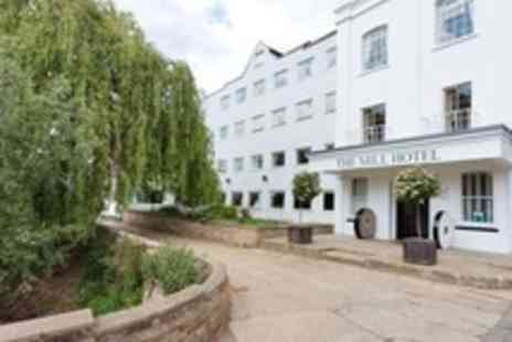 The Mill Hotel - Two Night Stay For Two With Breakfast - Save 57%