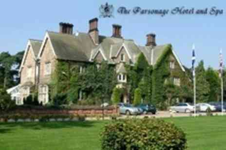 The Parsonage Hotel - One Night Stay For Two With Spa Access and Breakfast - Save 46%