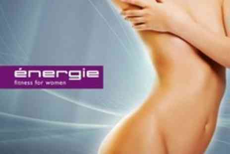 Energie Fitness for Women - Three Laser Lipolysis Sessions - Save 38%