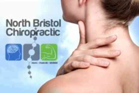 North Bristol Chiropractic - Consultation Plus Two Treatments - Save 77%