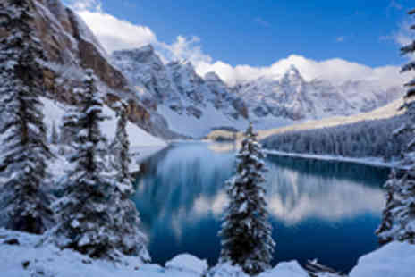 Banff ski holiday - Seven 10 or 14 nights in snowy Banff, including flights, transfers and a three-area lift pass - Save 19%