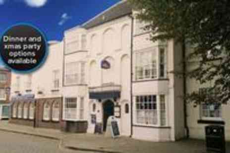 BEST WESTERN Talbot Hotel - Two night stay for two in the historic market town of Leominster, breakfast included - Save 56%