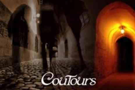 Coutours - Nightmare Before Christmas Walking Tours For Two People - Save 50%