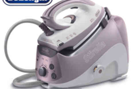 Delonghi - Delonghi Stirella Steam Generator Iron VVX1860G - Save 60%