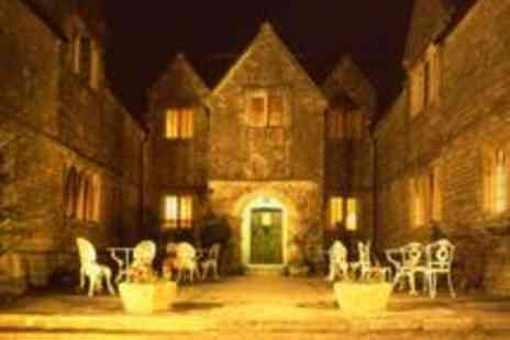 Mortons House Hotel - Bed and breakfast in a cosy and historic manor house hotel with a fine dining restaurant - Save 32%