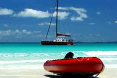 True Blue Sailing - 2 Day 2 Night Whitsundays Party Boat on Tongarra - Save 25%