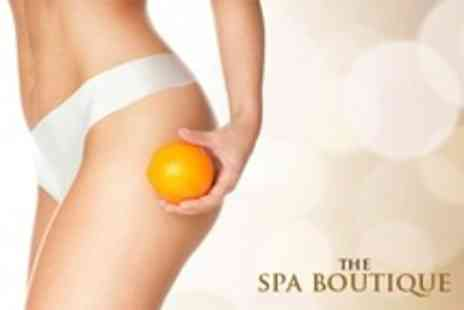 The Spa Boutique - Three Sessions of Laser Lipolysis and Vibration Plate - Save 79%