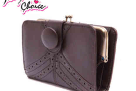 Irregular Choice - Choice Spit Spot Purse - Save 76%