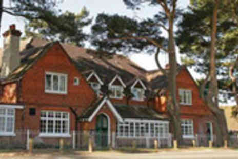 Red Letter Days - New Forest getaway for two people including breakfast - Save 44%
