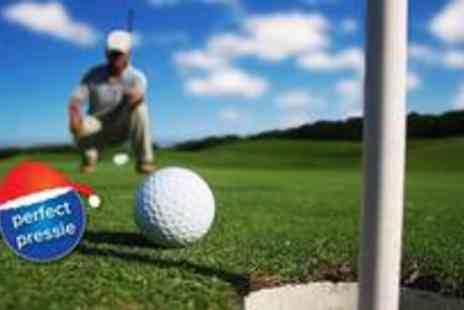 Kent & Surrey Golf Club - A round of golf for two - Save 74%