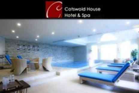 Cotswold House Hotel - Massage or Manicure With Meal, Bubbly and Use of Facilities For One - Save 54%