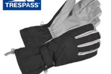 Trespass - Trespass Tao Ladies Glove  Black XL - Save 66%