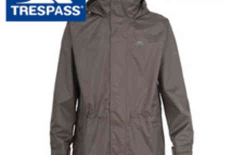 Trespass - Trespass Maly Mens Jacket Earth XS - Save 58%