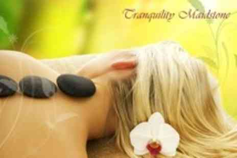 Tranquility - One Hour Hot Stone Massage - Save 28%