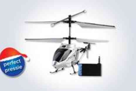Digital Deals - Remote control i helicopter - Save 80%