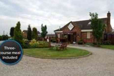 The Sidings - Two night stay for two - Save 18%