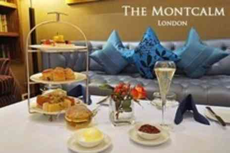 The Montcalm - Afternoon Tea With Prosecco For Two - Save 55%