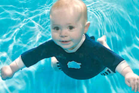 Turtle Tots - Two 30 Minute Swimming Lessons - Save 55%