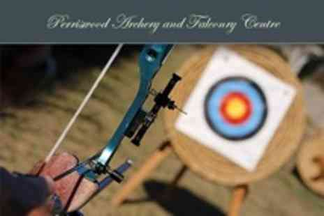 Perriswood Archery and Falconry Centre - Family Archery Experience - Save 50%