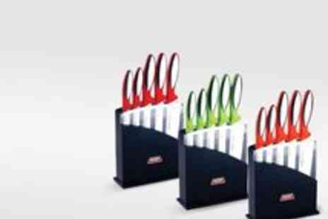 Beesbays - 6 Piece German Stainless Steel Knife Set - Save 63%