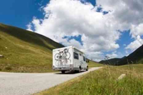 Unbeatable Hire - Motorhome Three Night Hire - Save 54%
