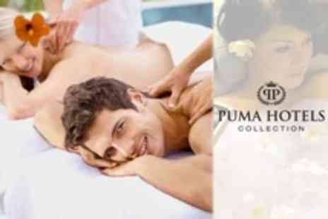 The Palace Hotel Buxton - Spa Day Choice of Two Treatments Such as Hot Stone Massage Plus Cream Tea - Save 55%