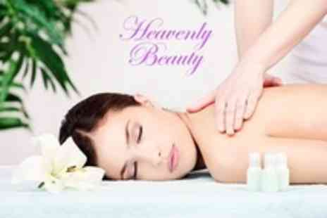 Heavenly Beauty - Two Wellbeing Treatments From Choice of Six - Save 67%