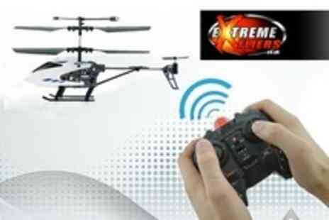 Extreme Fliers - Remote Controlled Sub Zero Helicopter - Save 50%