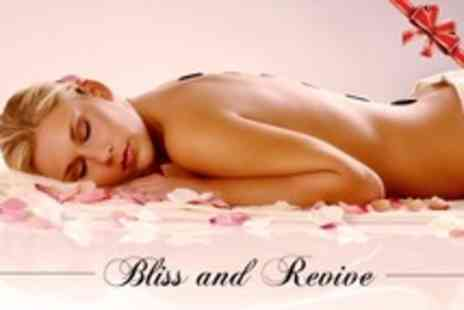 Bliss and Revive - Full Body Massage - Save 54%