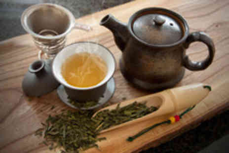 Kung Fu Tea - 2 Hour Chinese tea making course for 1 person - Save 75%