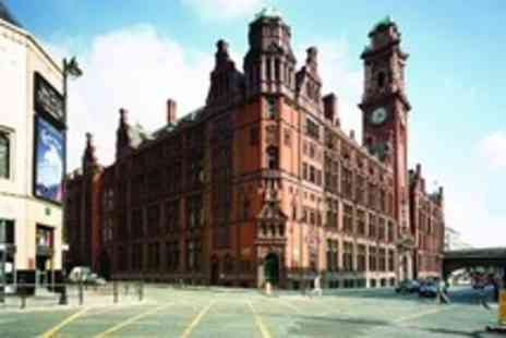 The Palace Hotel - In Manchester One Night Stay For Two With Breakfast - Save 52%