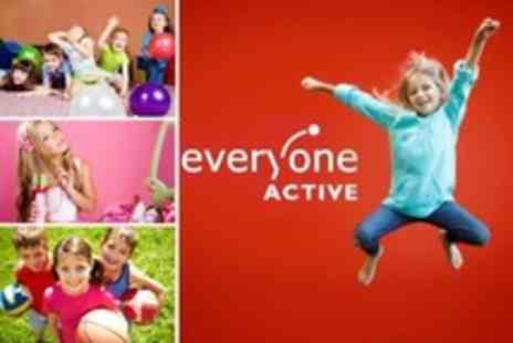 Everyone Active - Children's Party With Games and Football - Save 50%