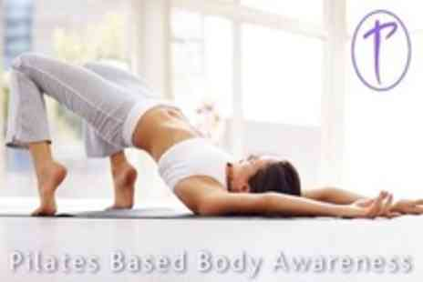 Pilates Based Body Awareness - Five One Hour Pilates Classes - Save 53%