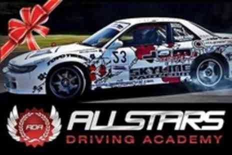 Allstars Driving Academy - Passenger Experience Or Driving Experience - Save 25%