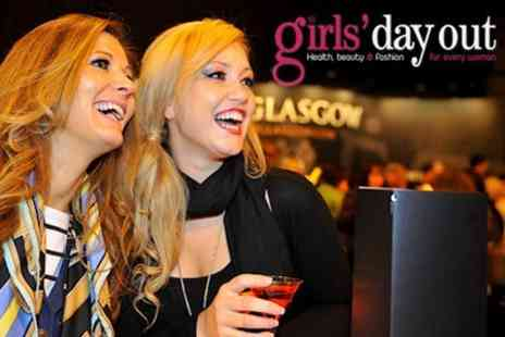 PSP Publishing - £10 for Two Tickets to Girls' Day Out Show on Friday 6 May at Glasgow SECC - Save 58%