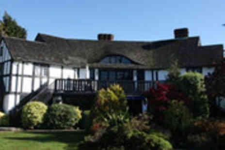 Red Letter Days - Surrey hotel escape for two people including breakfast - Save 49%