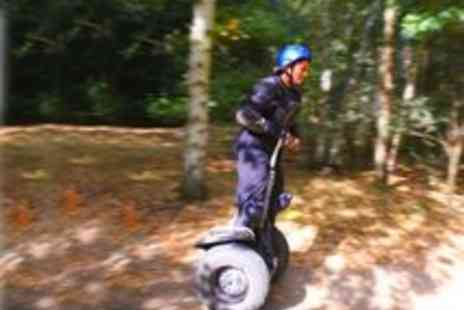 SegKind - Segway Rally Experience Off Peak - Save 58%