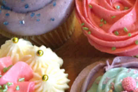 Cookie Girl - Two Hour Cupcake Decorating Class - Save 51%